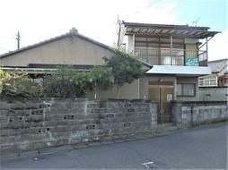 (仲介)-16  町中心部にある二階建て一軒家